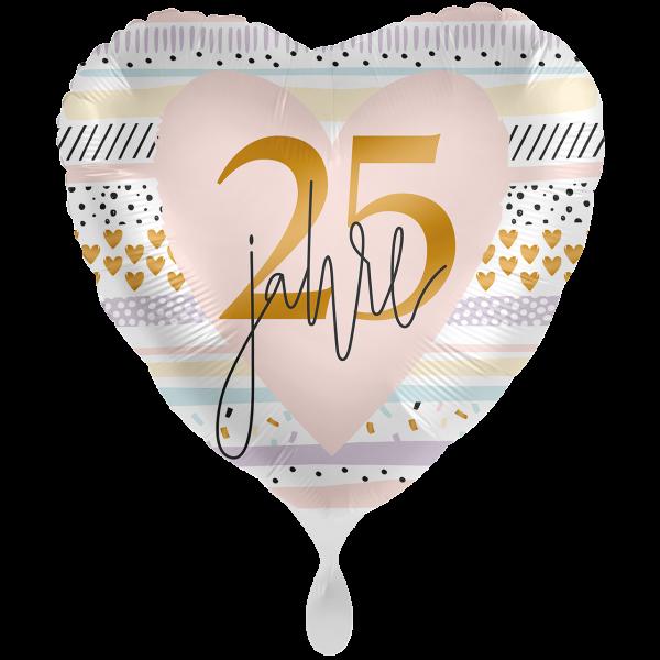 1 Ballon XXL - Creamy Blush 25