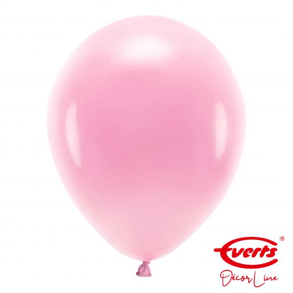 50 Luftballons - DECOR - Ø 35cm - Pretty Pink (Rosa)