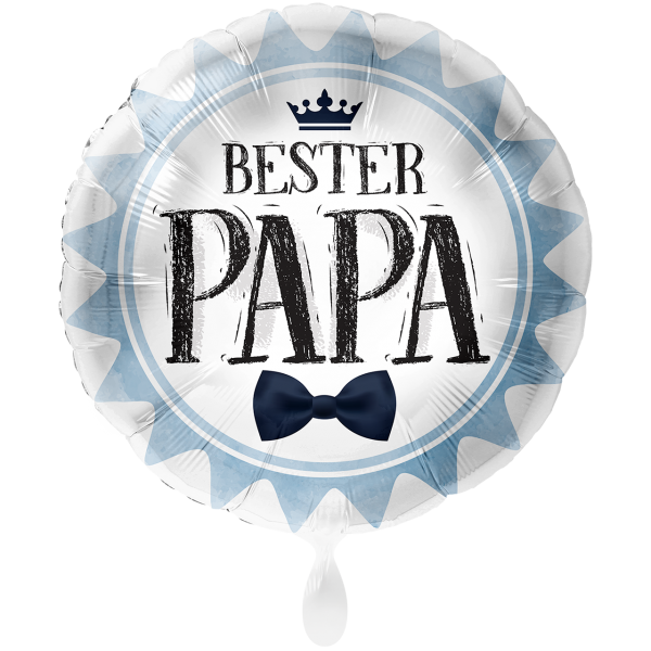 1 Ballon XXL - Bester Papa