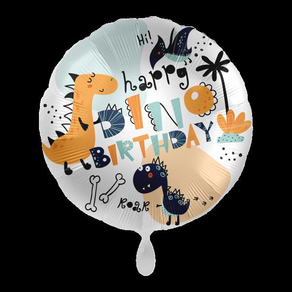 1 Ballon - Dinomate Birthday