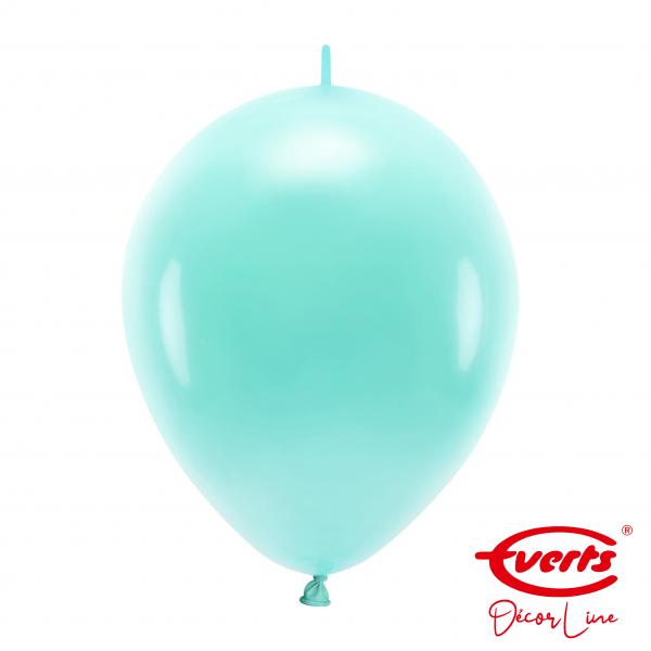 50 Girlandenballons - DECOR - Ø 30cm - Robins Egg Blue