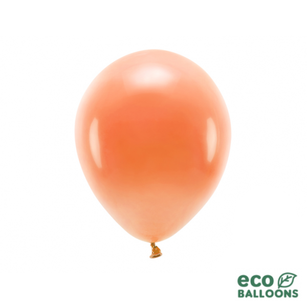 100 ECO-Luftballons - Ø 26cm - Orange