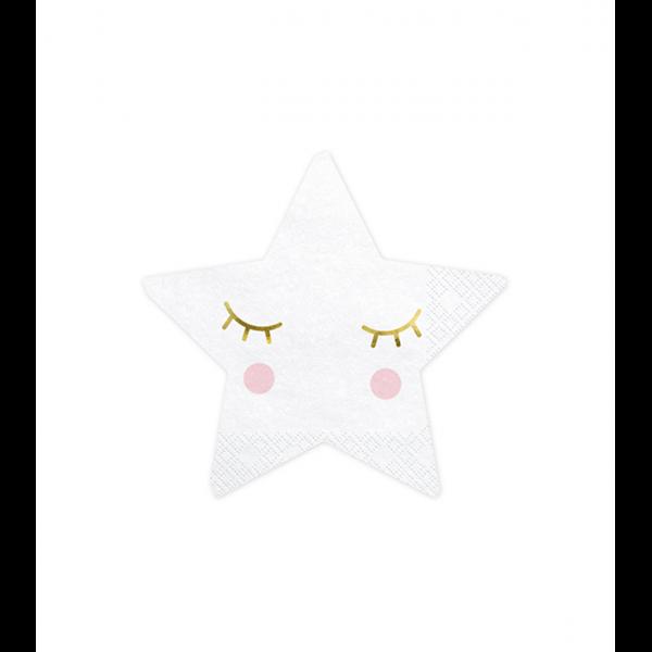 20 Servietten Trend - 16cm - Little Star