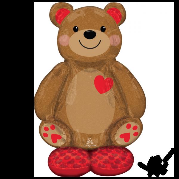 1 AirLoonz - Big Cuddly Teddy