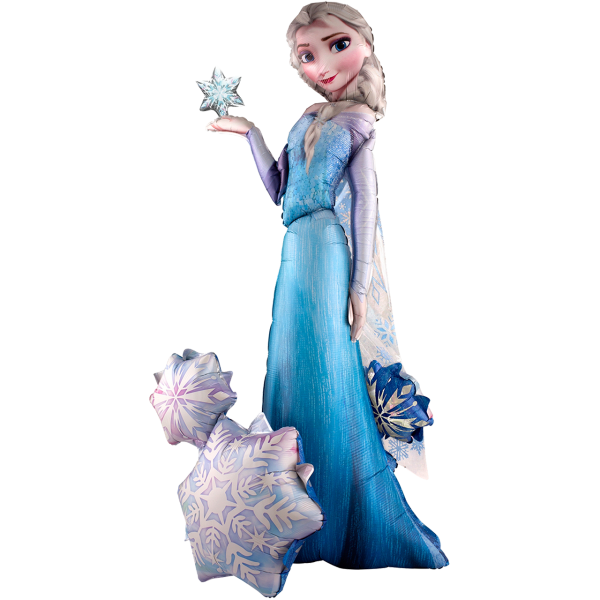 1 Airwalker - Frozen Elsa the Snow Queen