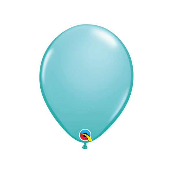 100 Luftballons - Ø 27cm - Caribbean Blue