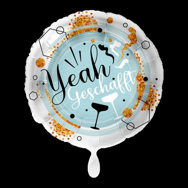 1 Ballon - Yeah Geschafft