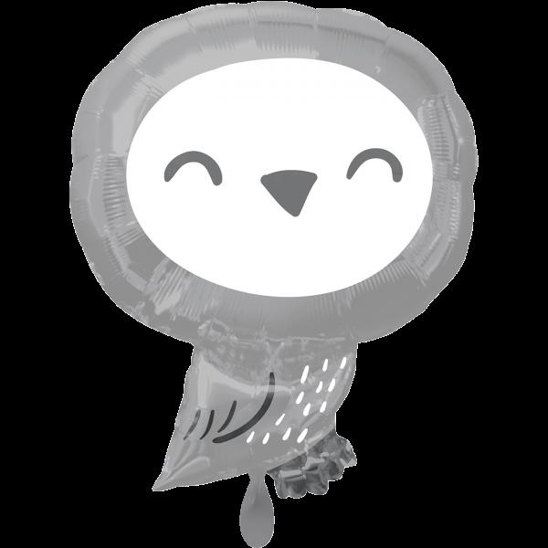 1 Ballon - Owl
