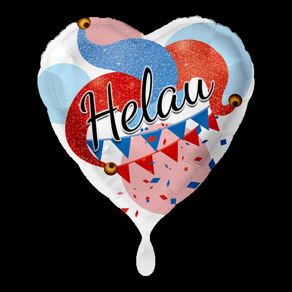 1 Ballon - Helau