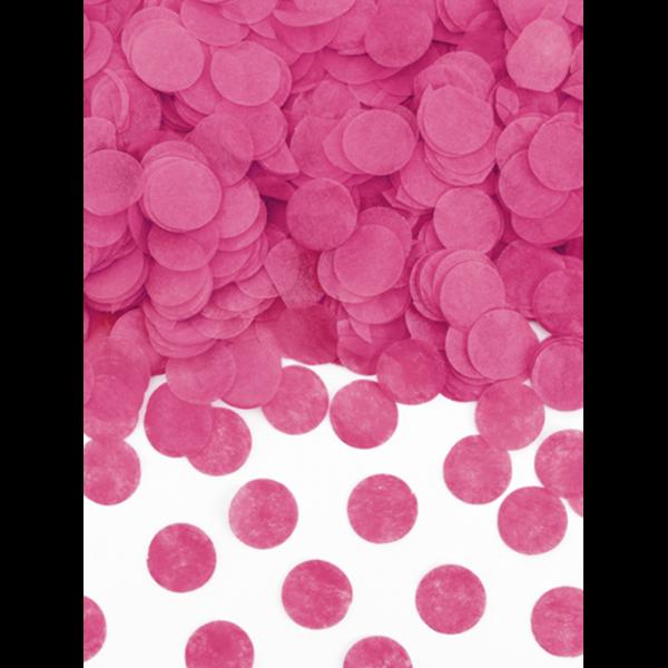 15g Papierkonfetti - Pink