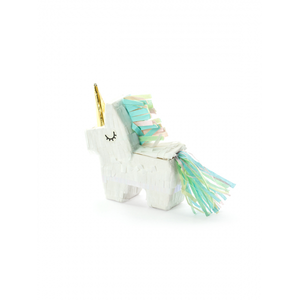 1 Pinata - Mini - Unicorn