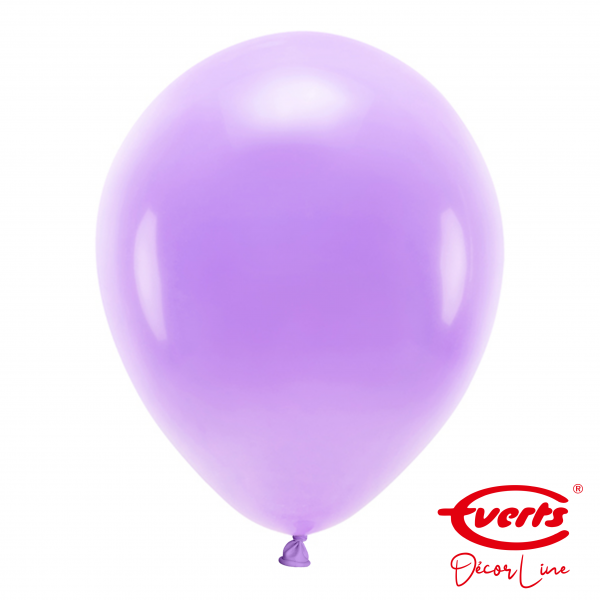 50 Luftballons - DECOR - Ø 35cm - Lavender