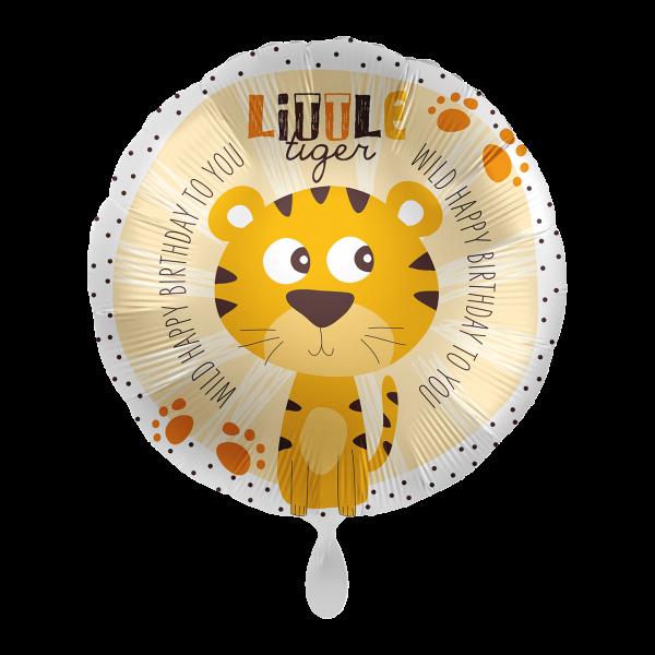 1 Ballon - Little Tiger Birthday