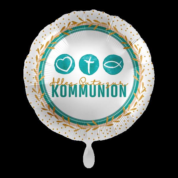 1 Ballon - Kommunion Symbols