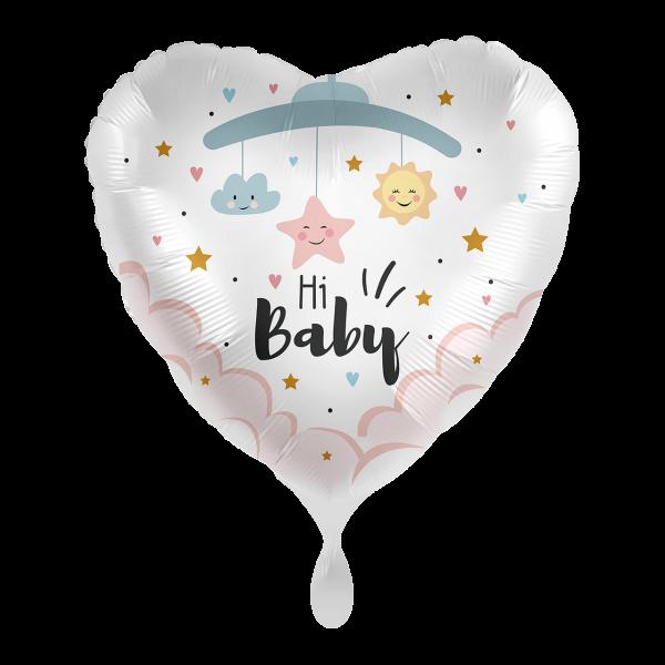 1 Ballon - Hi Baby