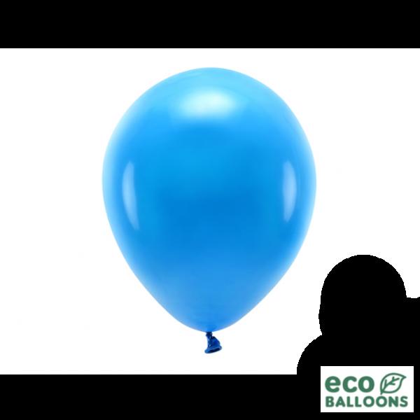 100 ECO-Luftballons - Ø 26cm - Blue
