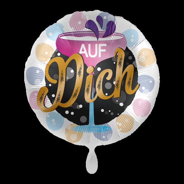 1 Ballon - Auf Dich