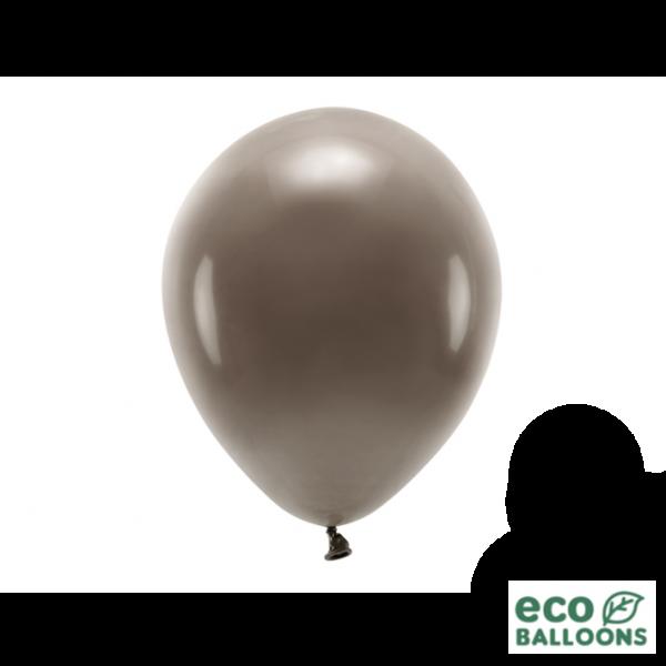 100 ECO-Luftballons - Ø 26cm - Brown