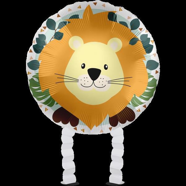 1 Ballonwalker - Jungle Friends - Lion
