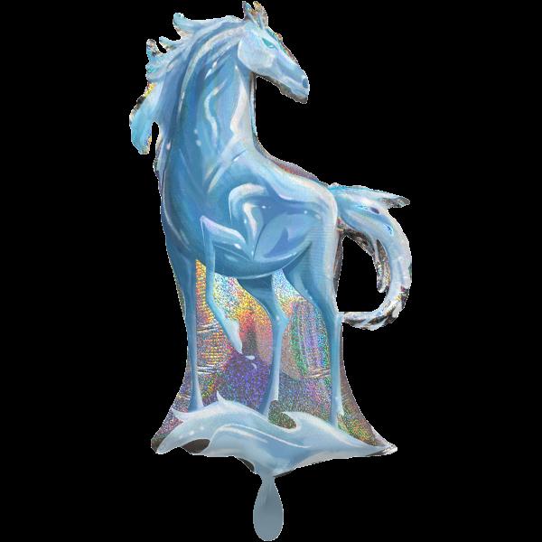 1 Ballon XXL - Frozen 2 Nokk the Water Spirit