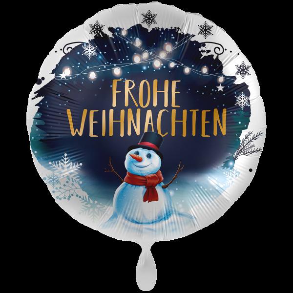 1 Ballon XXL - Magical Christmas