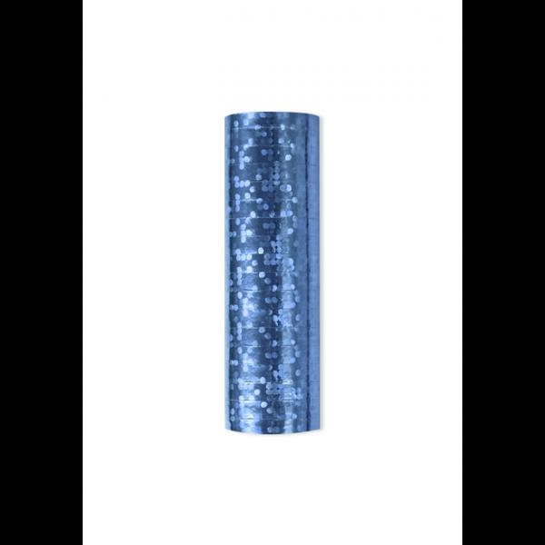 1 Luftschlange - Hellblau