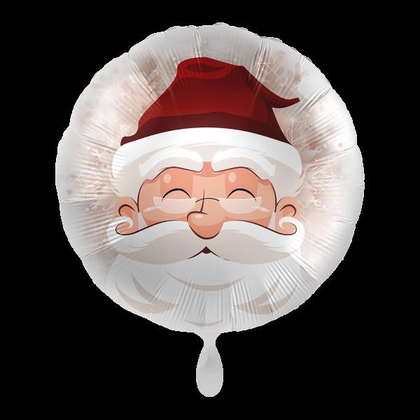 1 Ballon - Santa