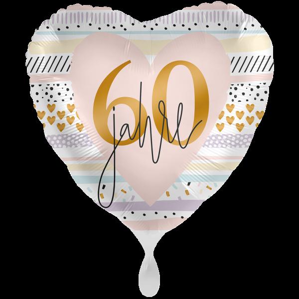 1 Ballon XXL - Creamy Blush 60
