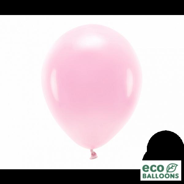 100 ECO-Luftballons - Ø 30cm - Light Pink (Rosa)