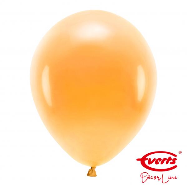 50 Luftballons - DECOR - Ø 35cm - Orange Peel